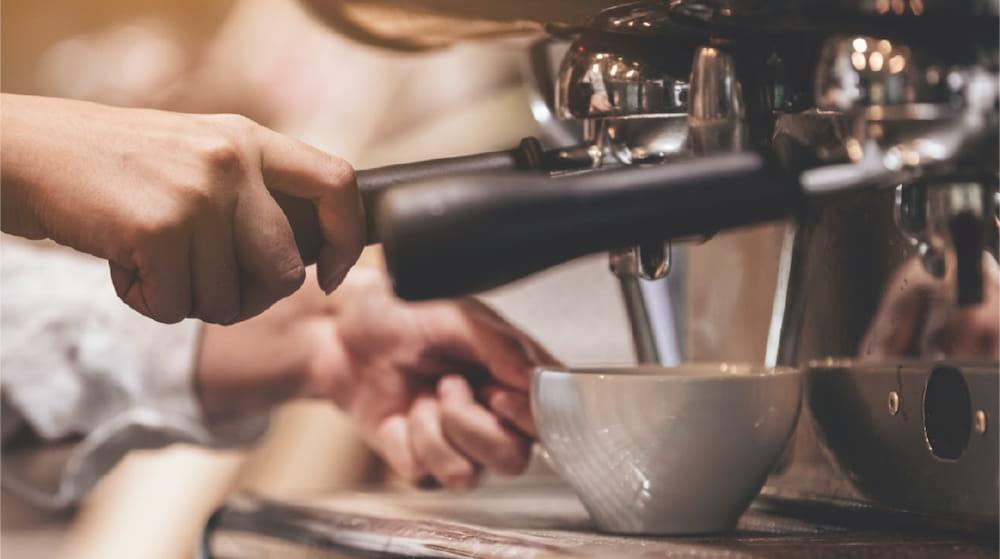 コーヒー冷却器 コレット
